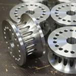 CNC svarvning, CNC fräsning. Produkter Nora Finmekaniska.