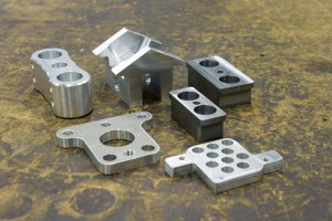 Legotillverkning i små serier i stål från Nora Finmekaniska